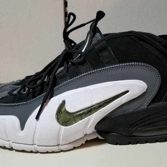 the latest 0f416 d4bbc Nike Air Max Penny 1 Blk Drk Gry (B) grade Size 11